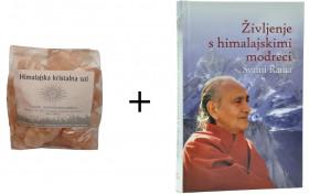 Akcija! Življenje s himalajskimi modreci in kilogram himalajske kristalne soli