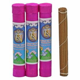 Dišeče tibetanske palčke 'Tibetan Om Incense Chakra balance' - Ravnotežje čaker