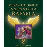 Zdravilne karte nadangela Rafaela (karte s knjižico)