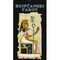 Egipčanski tarot (karte s knjižico)