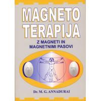 Magneto terapija z magneti in magnetnimi pasovi