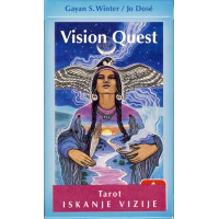 Karte Vision Quest Tarot