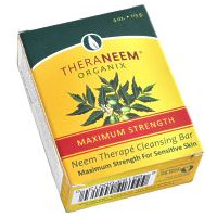 TheraNeem neemovo milo Maximum strength za občutljivo kožo 113g