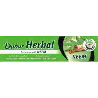 Ajurvedska zobna pasta Dabur neem 100 ml
