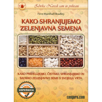 Kako shranjujemo zelenjavna semena