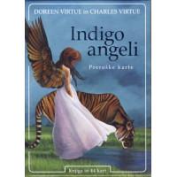 Karte Indigo angeli - preroške karte