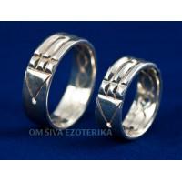 Atlantidski prstan - srebrn