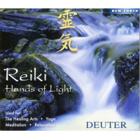 CD Reiki hands of light