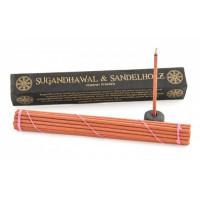 Dišeče tibetanske palčke Sugandhawal & Sandalwood  45g