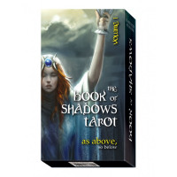 Karte the Book of the shadows tarot  vol.1