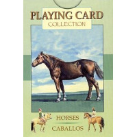 Igralne karte Konji