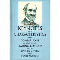 Keynotes and characteristics - with comparisions of some of the leading remedies of materia medica with Bowel Nosodes