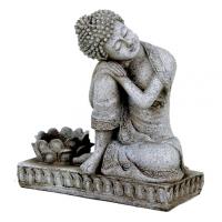 Kip Buda s svečnikom, 17.50 cm