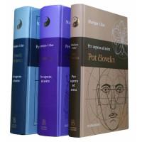 Komplet knjig Pot človeka, Misteriji, Temelji življenja