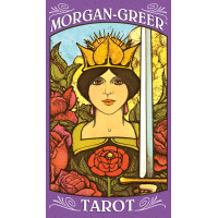 Karte Morgan - Green Tarot
