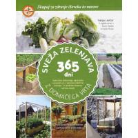 Sveža zelenjava z domačega vrta 365 dni