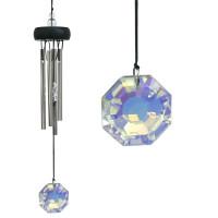 Vetrni zvon Woodstock Precious stone chimes - Crystal - Kristal PSCR