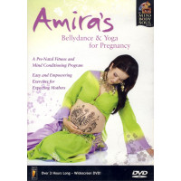 DVD Amira's Bellydance & Yoga for Pregnancy