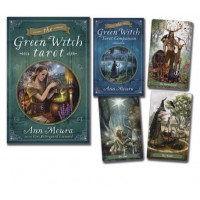 Karte The Green Witch Tarot