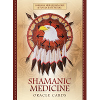 Karte Shamanic medicine oracle cards