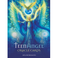 Karte Teen Angel oracle cards