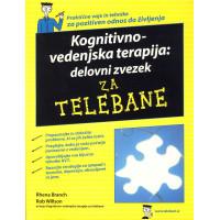 Kognitivno - vedenjska terapija: delovni zvezek za telebane