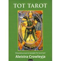 Tot tarot komplet knjiga in karte
