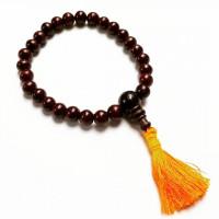 Meditacijska zapestnica - sumaran iz rožnega lesa