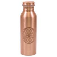 Bakrena flaška z rožo življenja 2 750 ml
