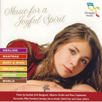 CD Music for a Joyful Spirit