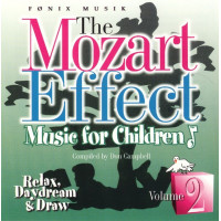 ect - Music for children vol 2 - Relax, Daydream & Draw