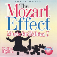 CD The Mozart Effect - Music for babies - Daytime Playtime