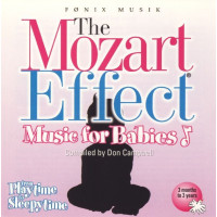 CD The Mozart Effect - Music for Babies - Fro  Playtime to Sleepytime