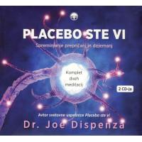 CD Placebo ste vi - Komplet meditacijskih zgoščenk