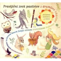 CD PRAVLJIČNI ZVOK PASTIRICE Z DRUMLICO...