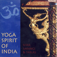 CD Yoga spirit of India