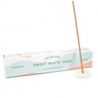Japonske dišeče palčke Scentsual Sweet White sage - Sladki beli žajbelj