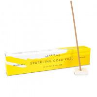 Japonske dišeče palčke Scentsual Sparkling Gold Yuzu -  Navdihujoč zlati yuzu