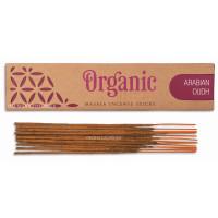 Dišeče palčke Organic Goodness - Arabian Oudh