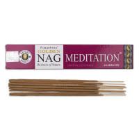 Dišeče palčke Golden Nag Meditation