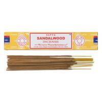 Dišeče palčke Satya Sandalwood - Sandalovina 15g