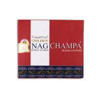 Dišeči stožci Golden Nag Champa