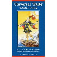 Karte Universal Waite tarot deck