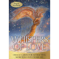 Karte Whispers of Love