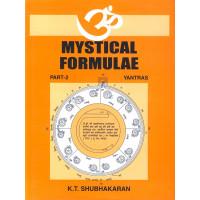 Mystical formulae Yantras