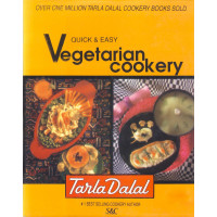 QUICK & EASY VEGETARIAN COOKERY