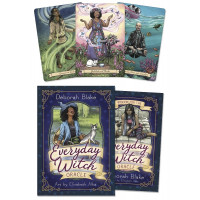Karte Everyday Witch Oracle cards