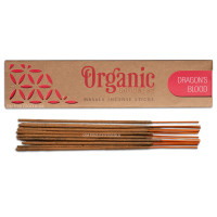 Dišeče palčke Organic Goodness Masala - Dragon's Blood - Zmajeva kri