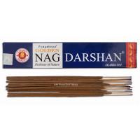Dišeče palčke Golden nag Darshan 15g