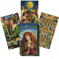 Karte Pre-Raphaelite tarot